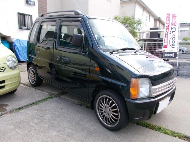 「マツダ」「AZ-ワゴン」「コンパクトカー」「岐阜県」の中古車