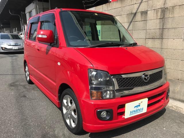 「マツダ」「AZ-ワゴン」「コンパクトカー」「京都府」の中古車2