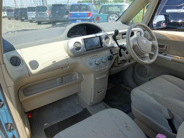 「トヨタ」「ポルテ」「コンパクトカー」「茨城県」の中古車3
