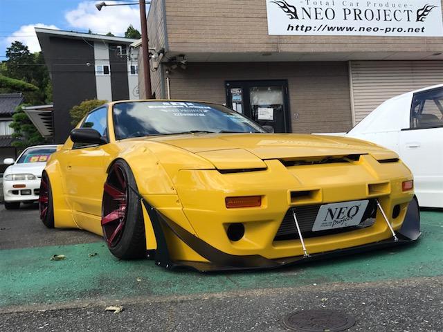 「日産」「180SX」「クーペ」「福岡県」の中古車