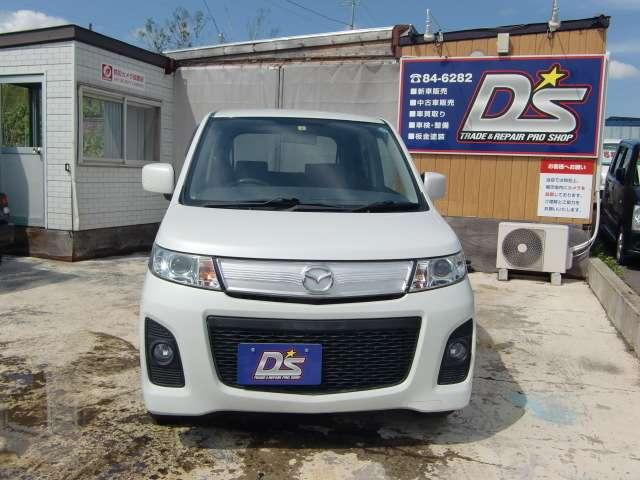 「マツダ」「AZ-ワゴン」「コンパクトカー」「北海道」の中古車5
