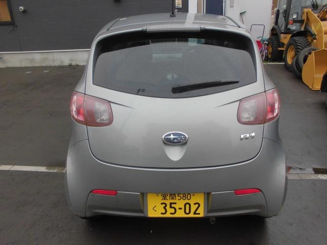 「スバル」「R1」「コンパクトカー」「北海道」の中古車