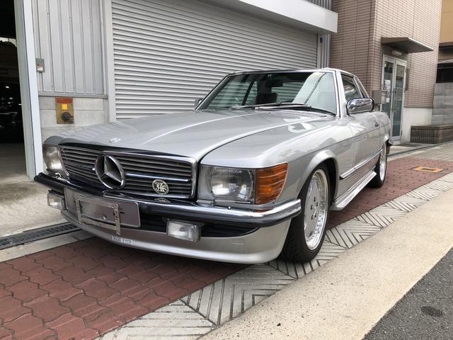 「メルセデスベンツ」「560SL」「セダン」「大阪府」の中古車