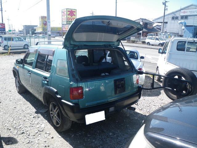 「日産」「ラシーン」「ステーションワゴン」「栃木県」の中古車5