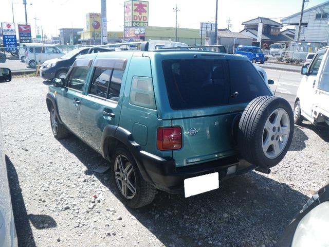 「日産」「ラシーン」「ステーションワゴン」「栃木県」の中古車4