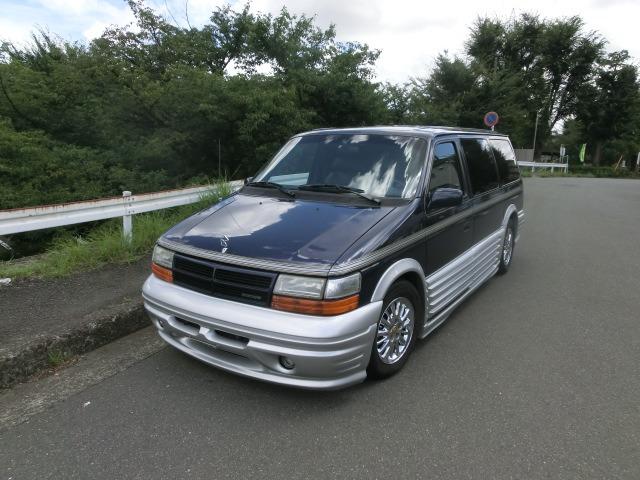 「ダッジ」「グランドキャラバン」「ミニバン・ワンボックス」「神奈川県」の中古車