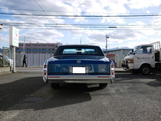 「キャデラック」「フリートウッド」「セダン」「福岡県」の中古車7