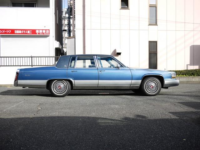 「キャデラック」「フリートウッド」「セダン」「福岡県」の中古車5