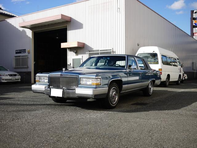「キャデラック」「フリートウッド」「セダン」「福岡県」の中古車