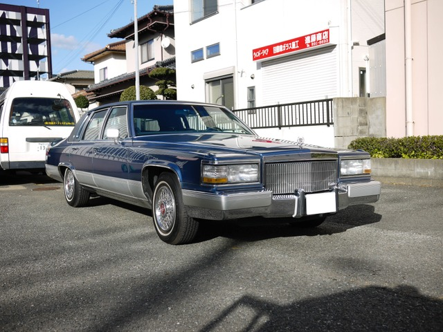 「キャデラック」「フリートウッド」「セダン」「福岡県」の中古車3