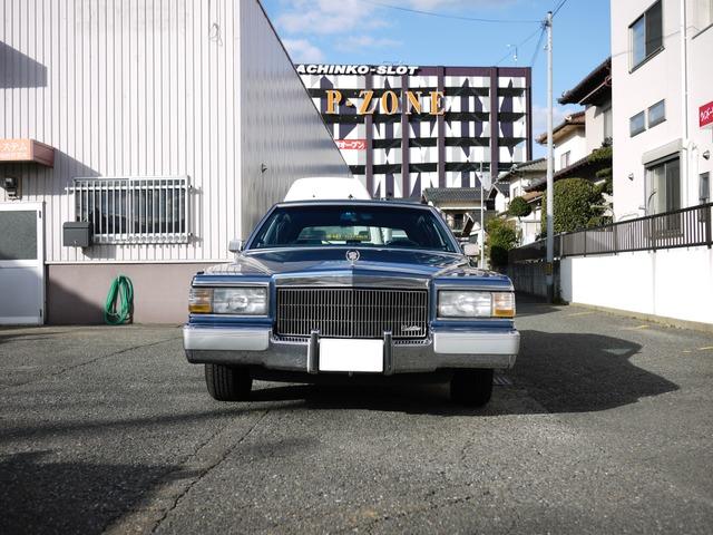 「キャデラック」「フリートウッド」「セダン」「福岡県」の中古車4