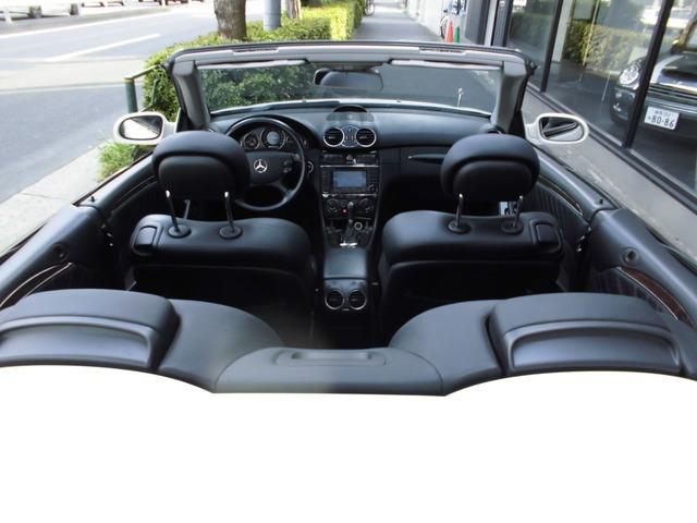 「メルセデスベンツ」「CLK350カブリオレ」「オープンカー」「東京都」の中古車