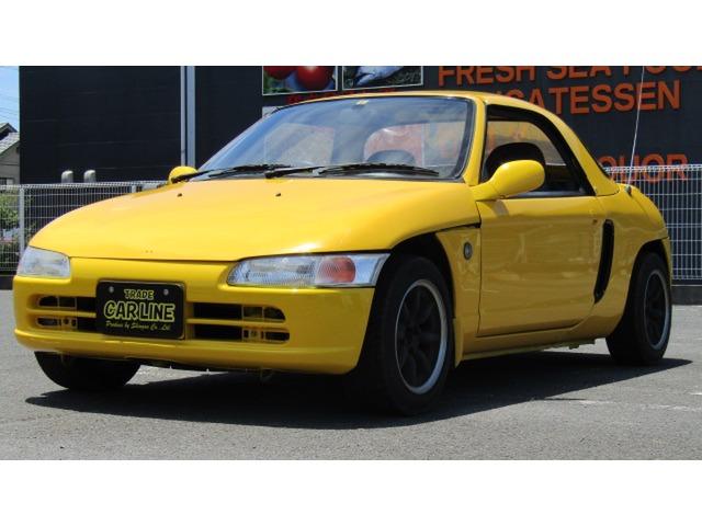 「ホンダ」「ビート」「オープンカー」「長崎県」の中古車