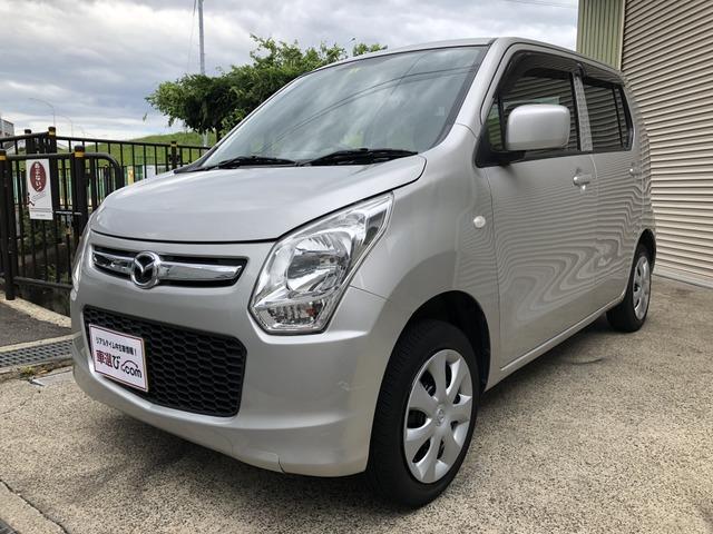 「マツダ」「フレア」「コンパクトカー」「大阪府」の中古車