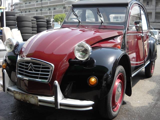 「シトロエン」「2CV」「オープンカー」「福岡県」の中古車