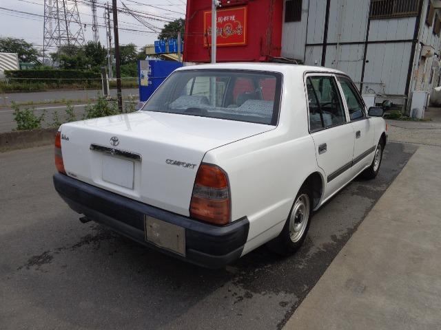 「トヨタ」「コンフォート」「セダン」「東京都」の中古車6