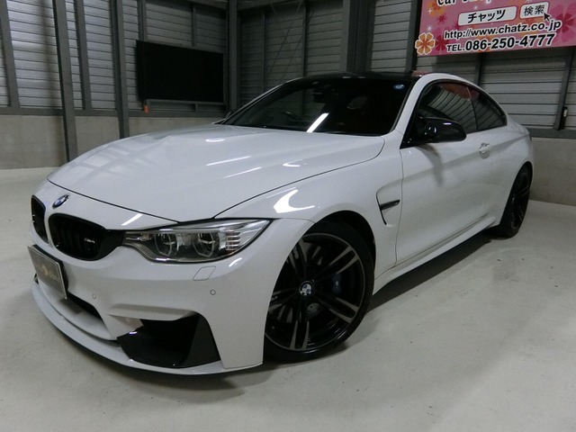 「BMW」「M4クーペ」「クーペ」「岡山県」の中古車