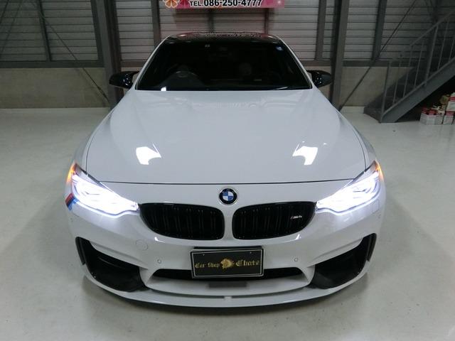 「BMW」「M4クーペ」「クーペ」「岡山県」の中古車2