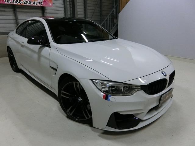 「BMW」「M4クーペ」「クーペ」「岡山県」の中古車3