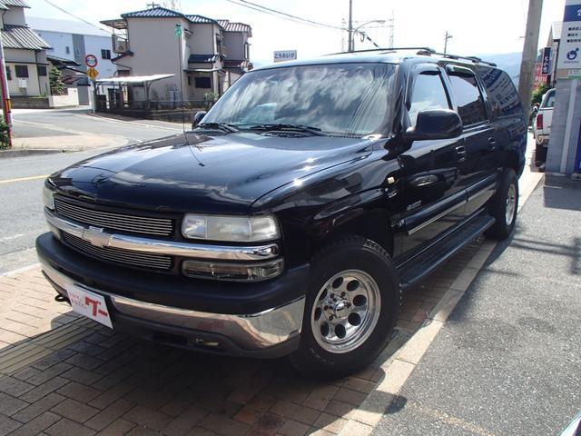 「シボレー」「サバーバン」「SUV・クロカン」「福岡県」の中古車