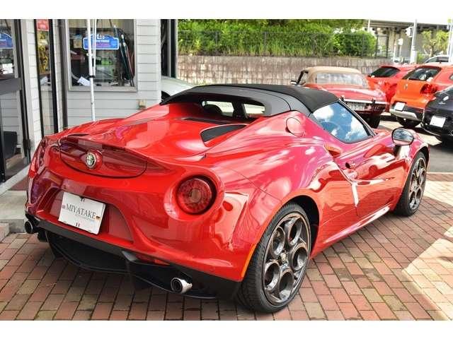 「アルファロメオ」「/その他 アルファロメオ」「オープンカー」「奈良県」の中古車