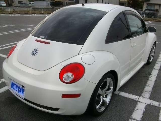 「フォルクスワーゲン」「ニュービートル」「クーペ」「栃木県」の中古車8