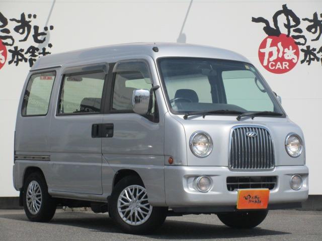 「スバル」「サンバーディアス」「コンパクトカー」「愛知県」の中古車3