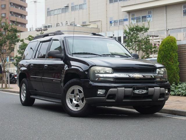 「シボレー」「トレイルブレイザー」「SUV・クロカン」「東京都」の中古車