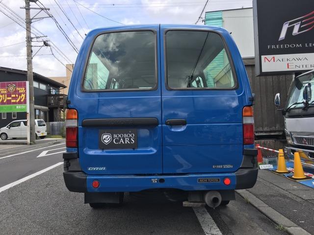 「トヨタ」「ダイナルートバン」「商用車」「静岡県」の中古車8