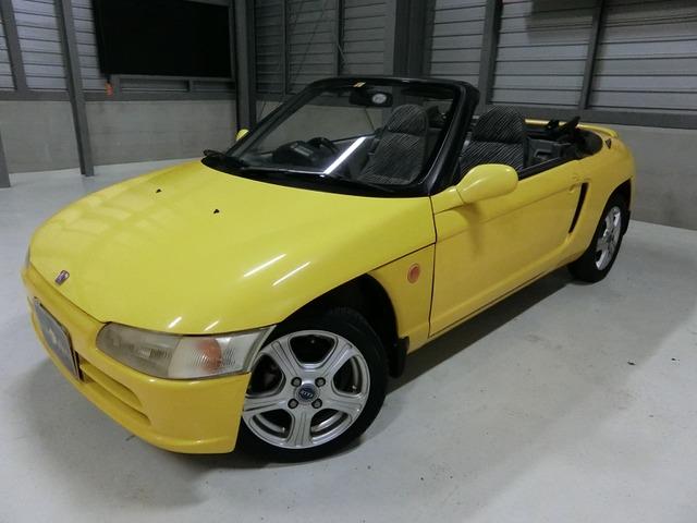 「ホンダ」「ビート」「オープンカー」「岡山県」の中古車