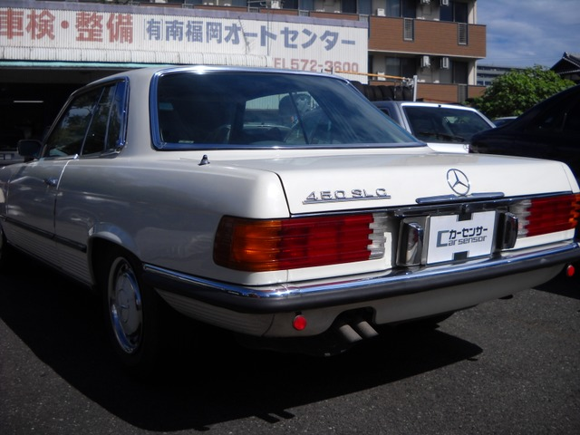 「メルセデスベンツ」「450SLC」「クーペ」「福岡県」の中古車2
