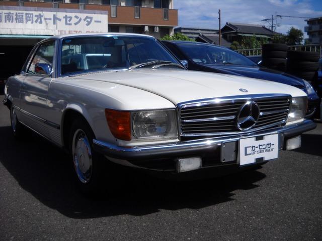 「メルセデスベンツ」「450SLC」「クーペ」「福岡県」の中古車6
