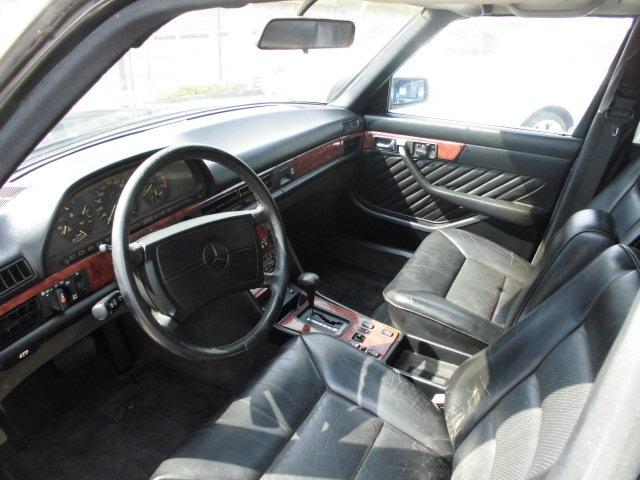 「メルセデスベンツ」「560SEL」「セダン」「栃木県」の中古車3