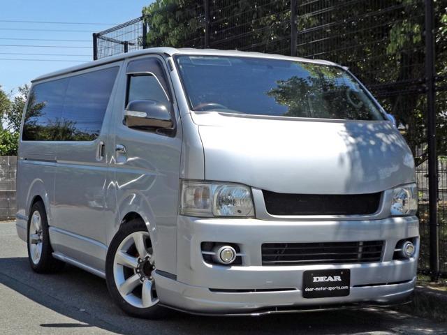 「トヨタ」「ハイエースバン」(「愛知県」)の中古車一覧