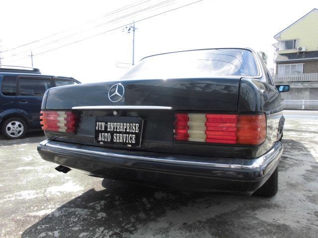 「メルセデスベンツ」「560SEL」「セダン」「栃木県」の中古車2