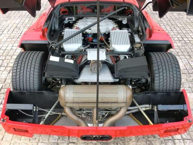 「フェラーリ」「F40」「クーペ」「福岡県」の中古車4