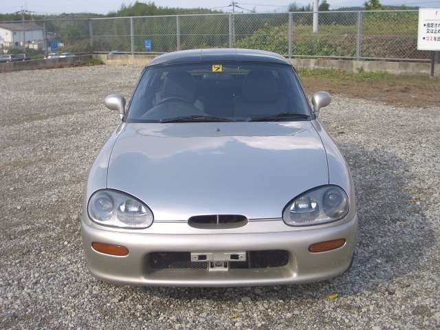 「スズキ」「カプチーノ」「オープンカー」「熊本県」の中古車