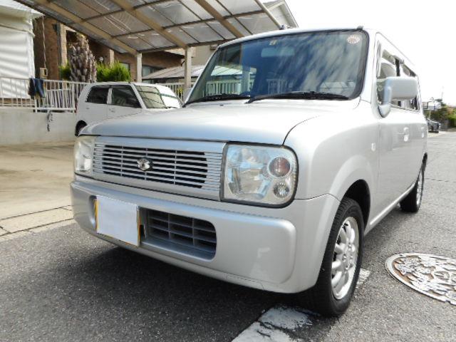 「スズキ」「アルトラパン」「コンパクトカー」「愛知県」の中古車