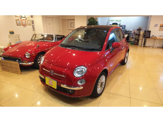 「フィアット」「500」「コンパクトカー」「神奈川県」の中古車