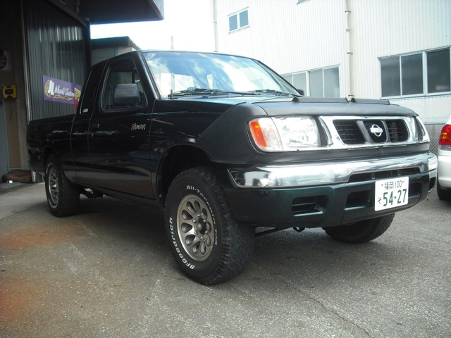 「その他」「フロンティア」「SUV・クロカン」「福岡県」の中古車8