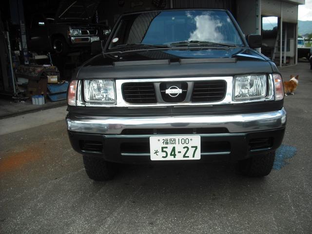 「その他」「フロンティア」「SUV・クロカン」「福岡県」の中古車5