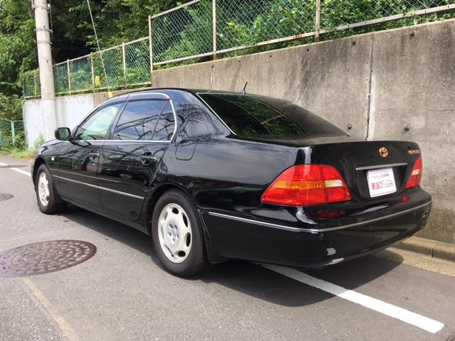 「トヨタ」「セルシオ」「セダン」「東京都」の中古車6