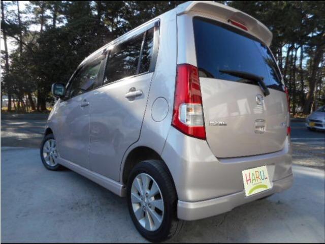 「マツダ」「AZ-ワゴン」「コンパクトカー」「和歌山県」の中古車4