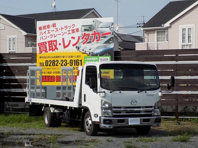 「マツダ」「タイタン」「トラック」「栃木県」の中古車