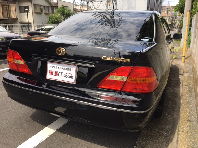 「トヨタ」「セルシオ」「セダン」「東京都」の中古車8
