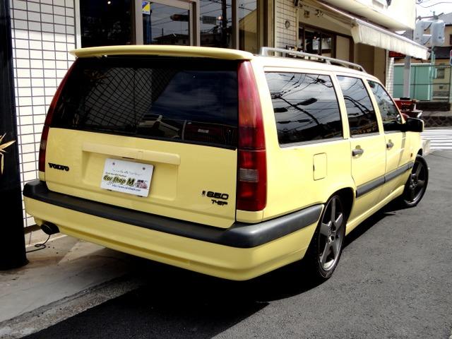 「ボルボ」「850エステート」「ステーションワゴン」「神奈川県」の中古車7