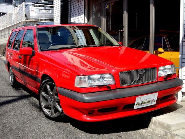 「ボルボ」「850エステート」「ステーションワゴン」「神奈川県」の中古車