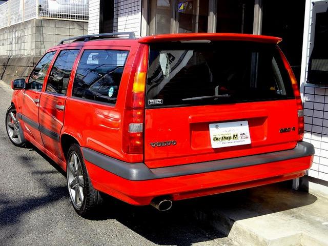 「ボルボ」「850エステート」「ステーションワゴン」「神奈川県」の中古車4