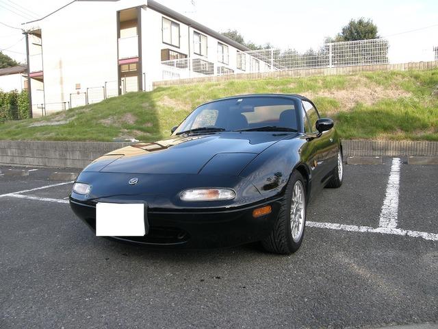 「マツダ」「ロードスター」「オープンカー」「千葉県」の中古車