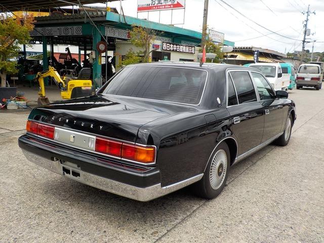 「トヨタ」「センチュリー」「コンパクトカー」「岡山県」の中古車5